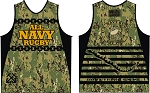 2017 US NAVY TRAINING  SINGLET