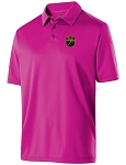 Norfolk Blues Shift Polo Shirt Pink