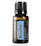 BREATHE 15ML BOTTLE RESPIRATORY BLEND