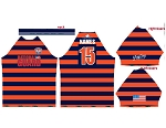 WEST END RUGBYSKINS PRACTICE/ SOCIAL JERSEY FMG