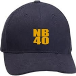 NORFOLK BLUES NB40 RUGBY BALL CAP
