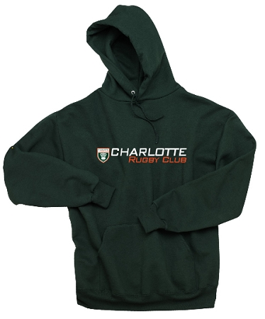 CHARLOTTE RUGBY HOODY