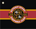 DETROIT RFC GOLF TOWEL