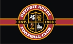 DETROIT RFC BATH TOWEL