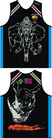 LONG ISLAND RUGBY SINGLET