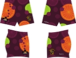 Custom Sublimated Rugbyskins SDX shorts