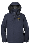 Norfolk Blues Collective Waterproof Jacket