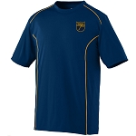 NORFOLK BLUES PERFORMANCE TRAINING SHIRT
