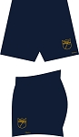 NORFOLK BLUES RUGBYSKINS SDX SHORTS