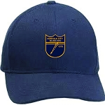 NORFOLK BLUES RUGBY BALL CAP