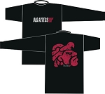 OLD AZTECS RUGBY LONG SLEEVE T SHIRT