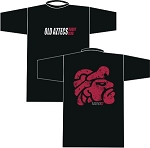 OLD AZTECS RUGBY T SHIRT