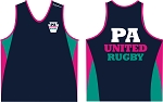 PA UNTIED RUGBY SINGLET