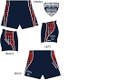 RADFORD RUGBY FULL SUB FMG SHORTS ONE