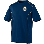 US NAVY RUGBY PERFORMANCE TRAINING SHIRT