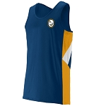 US NAVY RUGBY PERFORMANCE TRAINING SINGLET