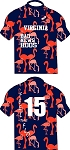 UVA WOMENS RUGBYSKINS PRACTICE/ SUPPORTERS JERSEY FMG