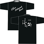 CHRIS KIRKWOOD BAND T-SHIRT