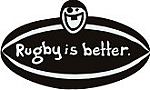 Rugby is Better tee shirt