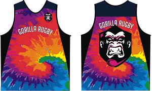 GORILLA TRAINING  SINGLET