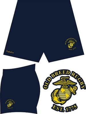 OLD BREED RUGBYSKINS SDX SHORTS