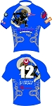 2016 YOMITAN GOD OF WIND Blue Rugby Skins N2N