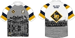 2019 All Navy Rugbyskins N2N Gray REPLICA Tech Tee