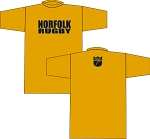 NORFOLK BLUES WARM UP SHIRT