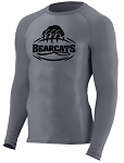 BEARCAT LONG SLEEVE COMPRESSION SHIRT