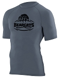 BEARCAT SHORT SLEEVE COMPRESSION SHIRT