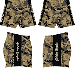 GOLDEN EAGLE SUBLIMATED SHORTS (FOUR INCH INSEAM)