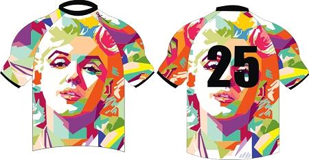 Custom Art Rugby Shirts