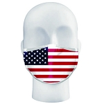 BADGER FLAG MASK