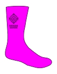 RUCKING CANCER CREW SOCKS