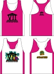 ATLANTIS  WOMENS RUGBY TRAINING VEST