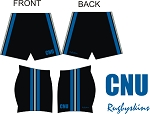 CNU RUGBY SUBLIMATED SHORTS