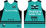 DC REVOLUTION TRAINING SINGLET