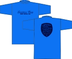 EASTERN BAY WICKING T-SHIRT ROYAL