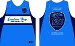 EASTERN BAY RUGBY TRAINING SINGLET