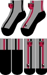 EASTERN BAY FULL SUB ANKLE SOCKS