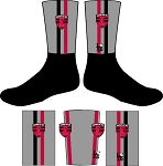 EASTERN BAY FULL SUB CREW SOCKS