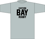 EASTERN BAY RUBGY LOCKER ROOM T- SHIRT