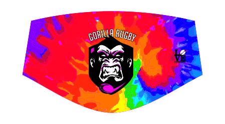 GORILLA RUGBY FACE MASK