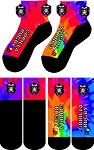 GORILLA RUGBY  FULL SUB ANKLE SOCKS
