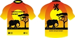 2020 KENYA EXILES RUGBY SUNSET TECH TEE