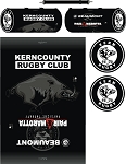 Kern County Sublimated Kit Bag