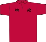 Lake Country Rugby Performance Polo