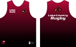 LAKE COUNTRY RUGBY SINGLET