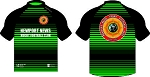 NEWPORT NEWS RUGBY TECH TEE