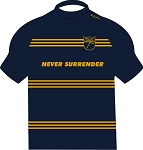 NORFOLK BLUES RUGBYSKINS TECH TEE